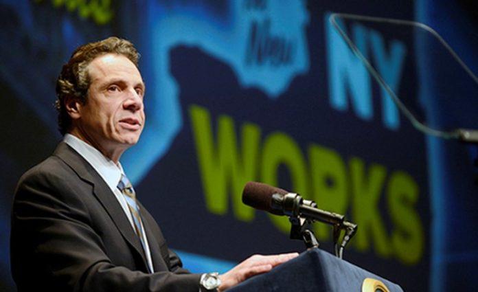 New York Governor, Endrew Cuomo. (Photo Credit: reNews)