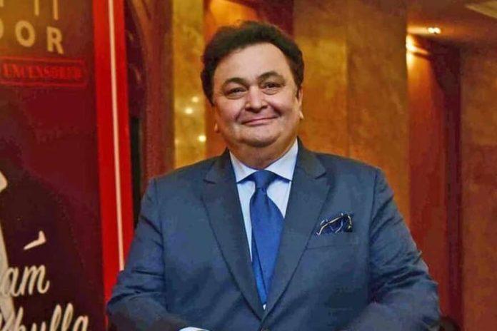 Rishi Kapoor (file photo) Courtesy: lokmat.news18.com