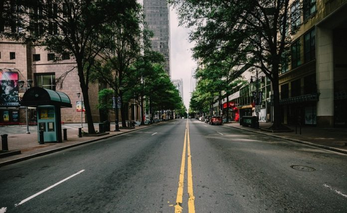 Lock down extends, what is the road ahead! Photo by Wes Hicks for Unsplash