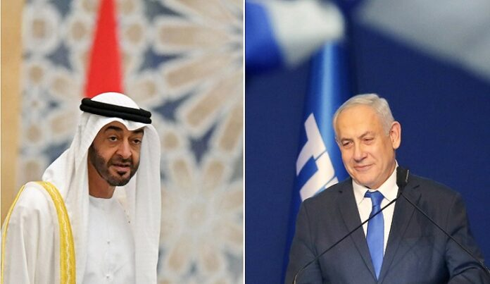 UAE becomes the third Arab country after Egypt and Jordan to normalize diplomatic relationship with Israel. (Photo courtesy: Go Travel Blogger)