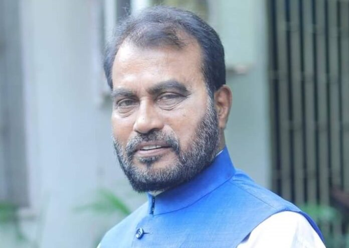 JD-U get rid of Bihar Industry Minister Shyam Rajak amid reports of him returning to RJD. (Photo Courtesy: Facebook)