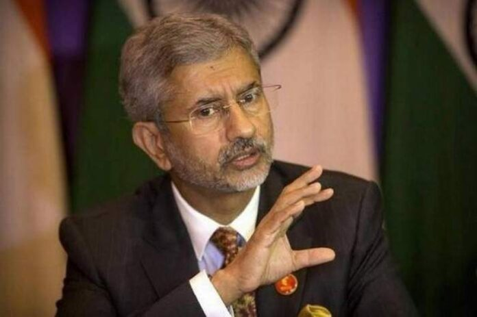 S Jaishankar visited Iran on Tuesday before the SCO foreign minsters meeting to be held in Moscow. ( File photo, Image courtesy: Outlook)