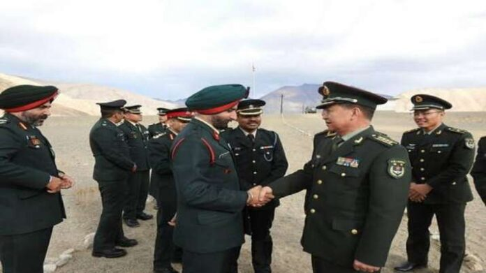 Indian Army said that it determined to protect national integrity amidst India-China border turmoil flared up again. (file photo, Image courtesy: Manish Prasad/ India TV)