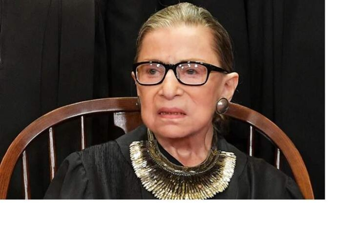 Ruth Bader Ginsburg, the American jurist who died recently (File Photo, Image credit: NDTV)