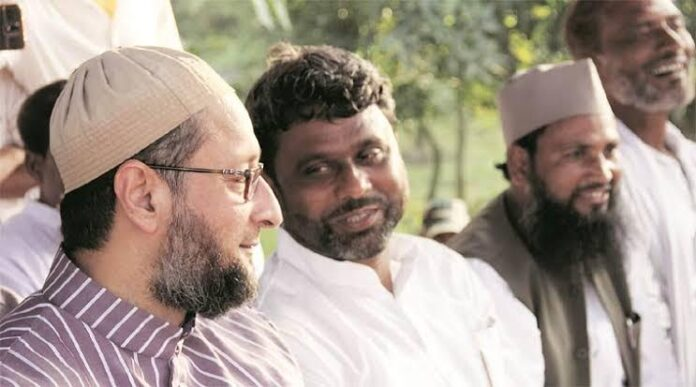 AIMIM is looking to increase its base through Surjapuri Muslims in Simanchal region of Bihar. (File photo, Image courtesy: Indian Express)