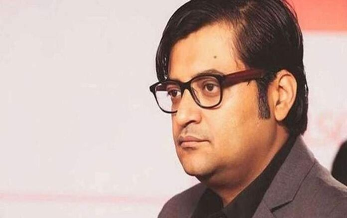 Republic TV Editor-in-chief Arnab Goswami (File Photo, Image credit: DNA India)