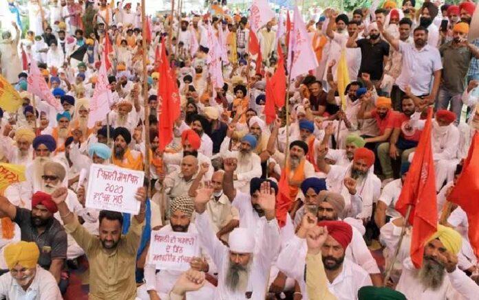 Punjab farmers gave green signal to trains. (Image credit: NDTV)