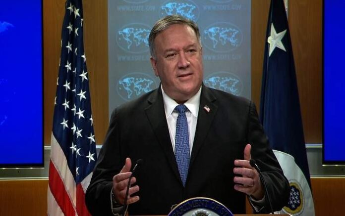 US Secretary of State Mike Pompeo (File Photo, Image credit: CNN.com)