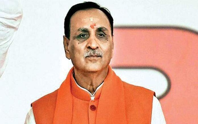 Gujarat chief minister Vijay Rupani (File Photo, Image credit: DNA India)