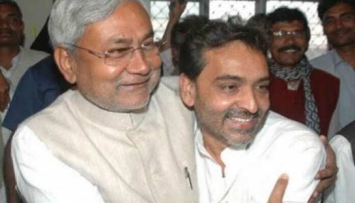 After below par performance in Bihar Assembly election chief minister Nitish Kumar is realigning with old friends. (Image credit: Zee News)