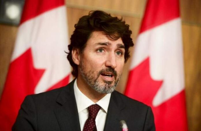 Canadian Prime Minister Justin Trudeau (File Photo, Image credit: The New Indian Express)