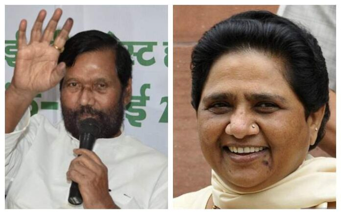 As parties of Mayawati and (late) Ram Vilas Paswan are struggling for existence, the political empowerment of Dalits is lagging behind. (File photo, Image credit: Deccan Herald)