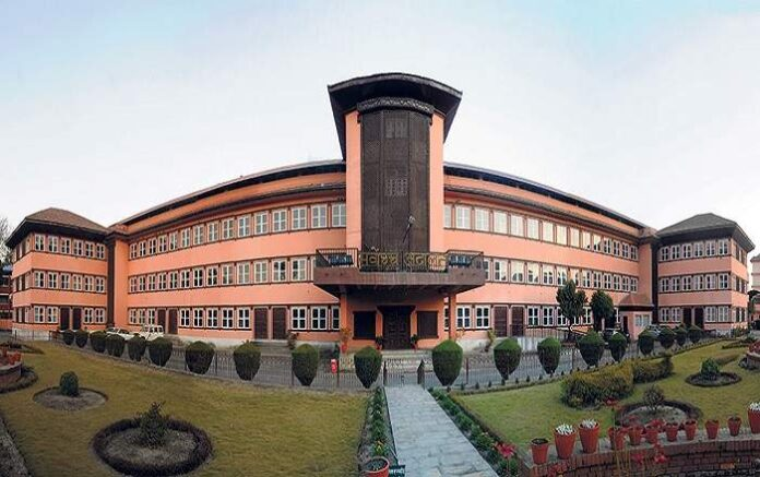 File Photo of the Nepal Supreme Court building (Image credit: myRepublica)