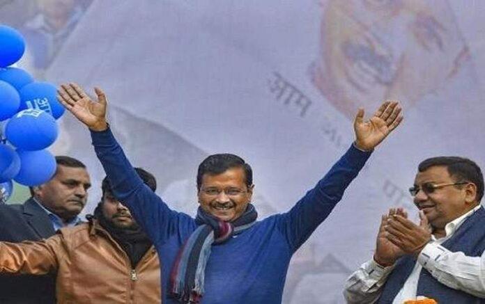Delhi chief minister Arvind Kejriwal (File Photo, Image credit: Times Now)