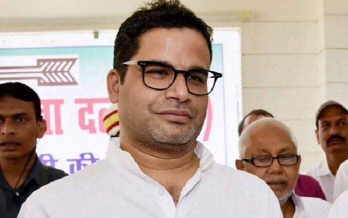 Bihar origin election strategist Prashant Kishor (Image credit: NDTV)
