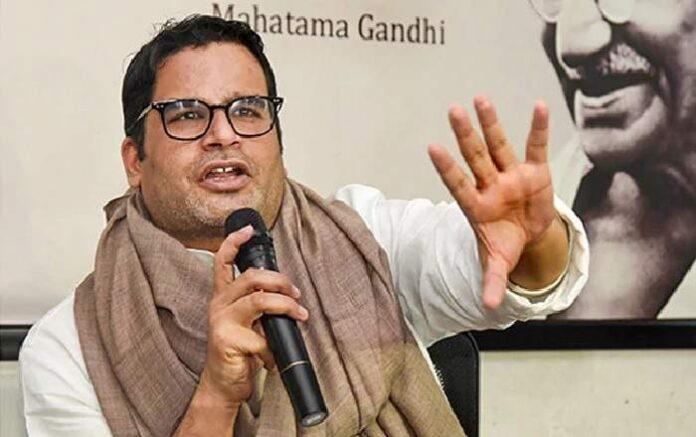 Eminent poll strategist Prashant Kishor (Image credit: NDTV)