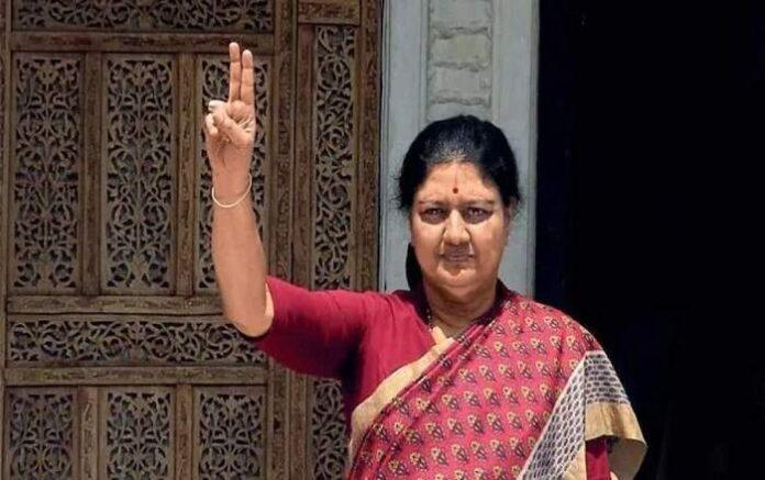 Former AIADMK leader V K Sasikala (Image credit: DNA India)