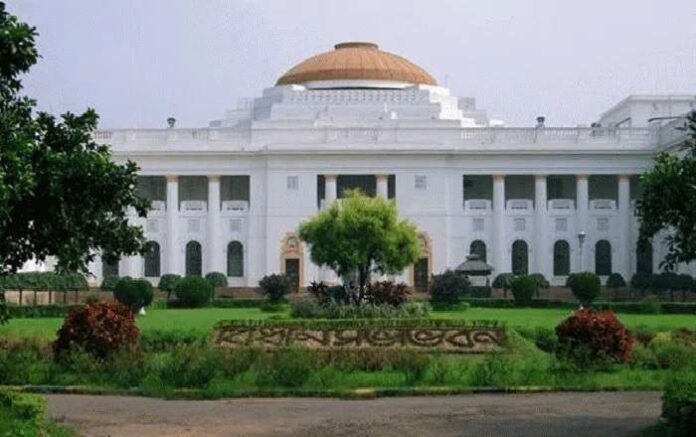 A view of the West Bengal Legislative Assembly building (Image credit: Zee News)