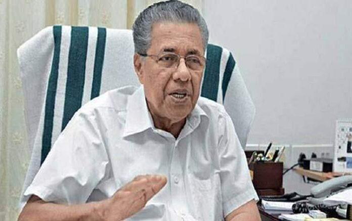 Kerala Chief Minister Pinarayi Vijayan (Image credit: India Today)
