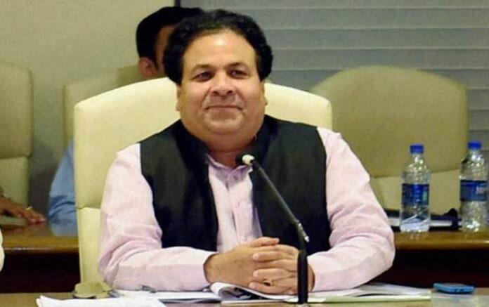 BCCI vice-president Rajiv Shukla (Image credit: InsideSport)