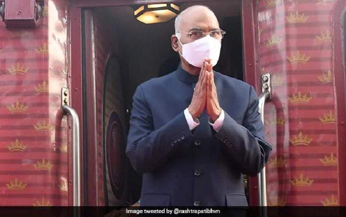 President Ram Nath Kovind (Image credit: NDTV.com)