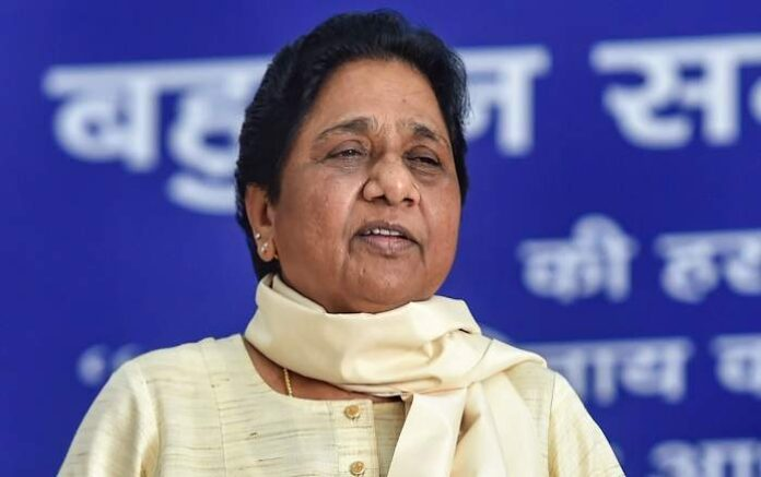 Bahujan Samaj Party supremo Mayawati (Image credit: Deccan Herald)