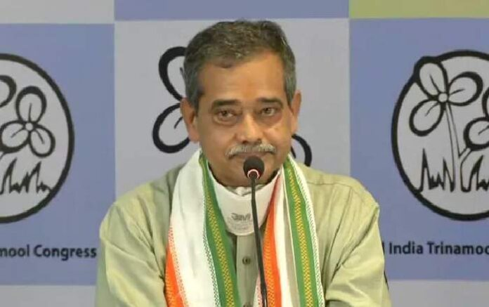 Former President Pranab Mukherjee's son Abhijit Mukherjee (Image credit: NDTV.com)