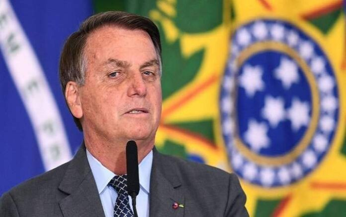 Brazilian President Jair Bolsonaro (Image credit: Deccan Herald)