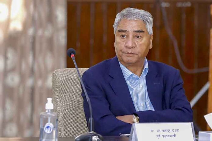 Nepal political crisis: Sher Bahadur Deuba appointed prime minister. (Image Courtesy: The Himalayan Times)